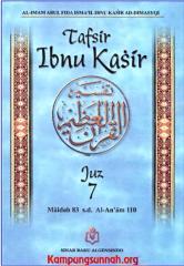 Tafsir Ibnu Katsir Juz 7 (Al Maa'idah 83 - Al An'aam 110).pdf