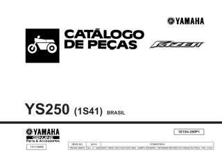 Catalogo de Peças YS 250 FAZER(2006).pdf