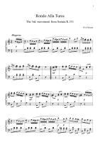 partituras - mozart - sonata k331 - 3º mov (marcha turca).pdf