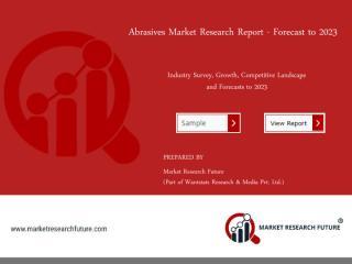 Abrasives Market.pdf