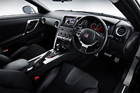 nissan-skyline-gtr-2009-rhd-interior.jpg - Download this image