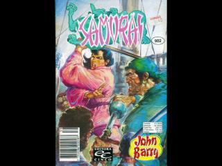 Samurai (MR) Jhon Barry Num [902] Original x.pdf