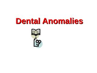 Dental Anomalies.ppt