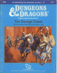 X9 - The Savage Coast (X9).pdf