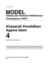 Silabus & RPP SD Pendidikan Agama Islam 4.pdf