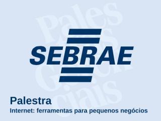 PALESTRA INTERNET - Slides.ppt